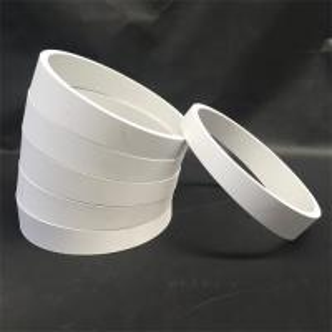 Quality High wear resistance lsostatic pressed alumina ceramic protection pipe alumina ceramic tube for sale