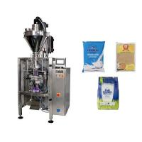 China Automatic Flour Packing Machine , 200g-350g Powder Packaging Equipment on sale