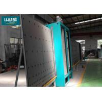 China Hydraulic Double Insulating Glass Production Line 3-15 Mm Thickness Servo Motor on sale