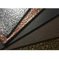 Quality Epoxy Polyester Crack Textured Powder Coat With High Temperature Resistance for sale