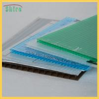 Quality Plastic Sheet Protective Film Multicolor Corrugated Board Protection Roll for sale
