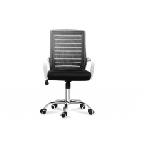 Quality High Back Tall Executive Ergonomic Ribbed Office Chair for sale