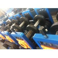 Quality Truss Exchange CZ Purlin Roll Forming Machine For 1.5 - 3.0mm Thickness Steel for sale