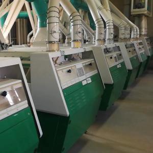 Quality 200 Ton Wheat Flour Plant Machine Automatic Flour Mill Plant for sale