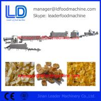Quality Shandong Corn Flakes / breakfast Cereals Processing Machine for sale