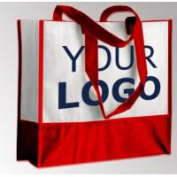 Quality OEM Production Recyclable Tote Bags Custom Logo Non Woven Bag Material for sale