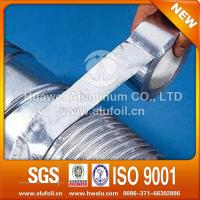 Quality HVAC fireproof heat resistant aluminum foil tape For Air Conditioner for sale