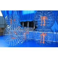 China Football Inflatable Bumper Ball , PVC TPU Outdoor Bubble Soccer Ball on sale