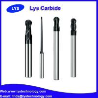 Quality Factory custom vrious tungsten carbide indexable end mills for sale