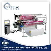 Quality Computerized Multi Needle Quilting Machine Two Needle Bar 3.5 KW Rating Power for sale