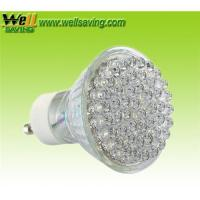 China GU10 Led Lamp with 36 42 48 54 60 80 Leds without glass cover on sale