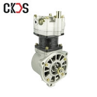 Quality OEM 29100-3060 Japanese Diesel Truck Engine Air Brake Compressor for Hino 700 E13C Engine Brake Parts for sale