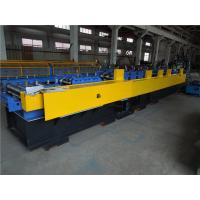 Quality Quick Interchangeable CZ Purlin Roll Forming Machine / Rolling Forming Machine for sale
