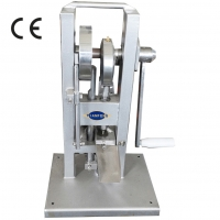 Quality Single Punch Manual Type Tablet Making Machine 2000pcs/H for sale