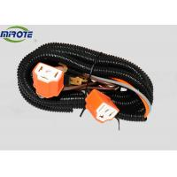 Quality Factory Set Headlight Ceramic Socket Auto Wiring Harness With Wire And Harness Replacement for sale