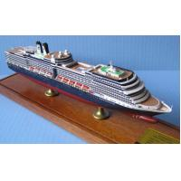 Quality Signature Class Cruise Ship Business Model , MS Eurodam Cruise Ship Models for sale