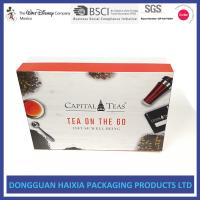 Quality Rectangle Shape Cardboard Candy Boxes , Chocolate Gift Boxes 4 Color Offset Printing for sale