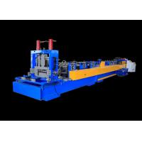 Quality Automatic Change Type CZ Purlin Roll Forming Machine 1.0-3.0mm Thickness for sale