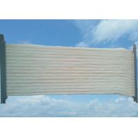 China Reinforced PVDF Hollow Fiber Membrane , Wastewater Membrane Filtration on sale