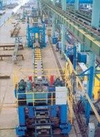 Quality CE H Beam Production Line For Box Columns Beam Use In Soaring Skyscrapers for sale