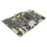 Quality 1GB 2GB RAM Embedded System Board With Mini PCIE VGA LVDS Interface Multiple Languages for sale