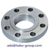 China STD Class 600 4 Inch ASME SB167 NO8811 Forged Steel Flanges ASME B16.5 on sale