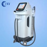 Buy cheap Two handles SHR elight ipl har removal machine for freckle removal from wholesalers