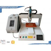 Quality 3 Axis Driver Auto Screwdriver Machine For Various Spec Nail for sale