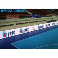 Quality P10 Outdoor Stadium Perimeter LED Screen For Sports Event High Refresh LED Panel for sale