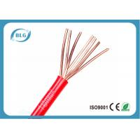 Quality BVR Single Strand Insulated Insulated Copper Wire For House Wiring 1.5mm 2.5mm for sale