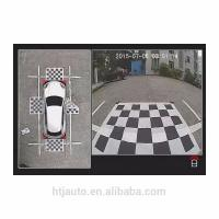 China Real Time HD 3D 360 Degree Bird View Camera 360 Degree Car Camera Recorder on sale