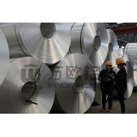 Quality 3003 H14 Aluminium Coil Sheet Thickness 0.2 - 6.0mm Custom Surface 600 - 2280mm Width for sale