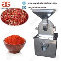 Quality New design Electric motorDry Red Chili Powder Grinding Machine/Spice Grinding Machine/Ginger Grinder for sale