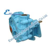 Quality Wear-resistant Centrifugal Slurry Pump with Frame Plate Liner for Mining for sale