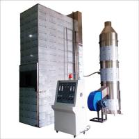 Buy cheap IEC  60332-3 Burning behaviour of bunched cables fire testing instrument Test apparatus for bunched cables from Wholesalers