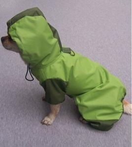 China pet dog rain coat,waterproof rain coats,sailing rain coat on sale