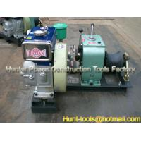 Quality Diesel engine Cable Pony winch Cable Pony Hydraulic for sale