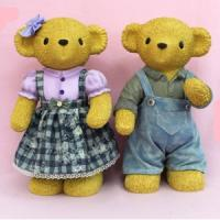 Quality New product 2012 resin home decoration accessories piggy bank for sale