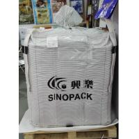 Quality Conductive Fibc NEL/SGS TYPE C Bag , Anti Static Bags Flammable Goods Bulk Packing for sale