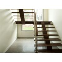 ... Buy Modern Residential Straight Flight Staircase / U Shaped Staircase  Design At Wholesale Prices ...