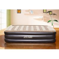 Quality Luxury Family Raised Double Size Air air mattress Comfortable Bed  Bedroom Furniture inflatable bed for sale