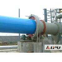 Buy cheap Industrial Slag / Limestone / Quartz Sand Drying Equipment with Automatic PLC Control from Wholesalers