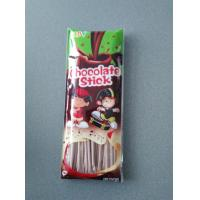 Quality Healthy Chocolate Stick Powder Candy Nice Taste Sweets Lower Calorie Candy for sale