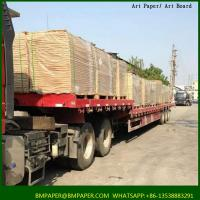 Quality 100gsm brown recycled sack kraft paper for sale