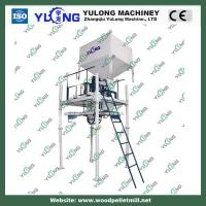Quality wood pellet packing machine (20-50kg/bag) for sale