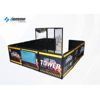 Buy Two Player Equipment Virtual Reality Simulator VR Tower Machine With HTC Glasses at wholesale prices