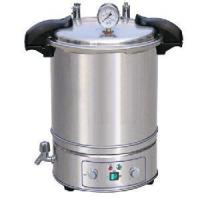 Quality 18L Stainless Steel Vertical Autoclave (DSX-280B) for sale