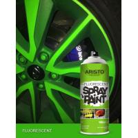Buy Fluorescent Spray Paint / Neon Spray Paint For Multi Surfaces at wholesale prices