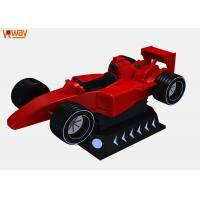 Quality 32 Inch HD Screen VR Car Racing 4 DOF 80 Tracks Electric System 180° Rotation for sale