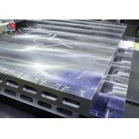 Quality Laminating hard board Electric Heated Platens / Hot Platen For Plywood Press for sale